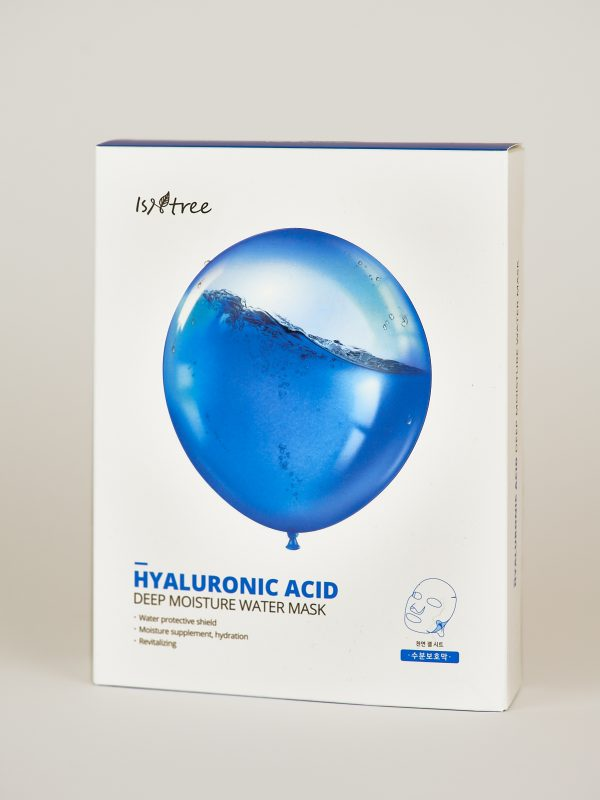 Isntree Hyaluronic Acid Deep Moisture Water Mask Pack