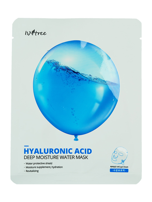 isntree hyaluronic acid deep moisture water mask