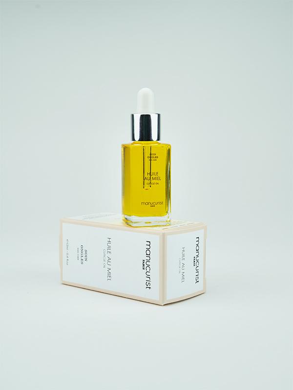 manucurist huile au miel